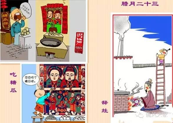 传统年从小年到正月十五天天有讲究